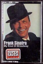 Frank Sinatra - My Kind Of Broadway LP CASSETTE REPRISE SEALED OOP