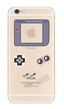 Coque gel souple incassable motif fantaisie pour iPhone 5 / 5S (Console de jeu)