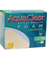 AquaClear Filter Insert Foam 70 ( 3 pack ) HAGEN  A-1396
