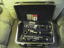Vintage wood,  Selmer soloist clarinet.  Used, but its in very good condition.