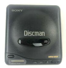 Sony Discman D-11 ( Tragbarer CD Player ) - 90er Jahre - Schwarz - toller Klang
