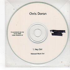 (FS665) Chris Doran, Hey Girl - DJ CD