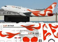 V1 Decals Boeing 737-200 Air Inuit for 1/144 Airfix Model Airplane Kit V1D0103
