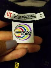 BIGBANG tour shirt kpop concert black official Korea medium