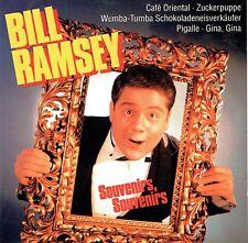 (CD) Bill Ramsey - Souvenirs, Souvenirs - Zuckerpuppe (aus der Bauchtanz-Truppe)