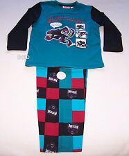 Penrith Panthers NRL Boys Cotton / Flannel Pyjama Set Size 4 New