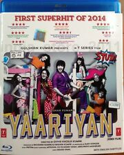 Yaariyan (2014) Bollywood Movie Blu-Ray / Region Free / Subtitles