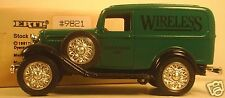 Ertl Kenworth 1932 Panel Van Wireless 1:25 Die Cast