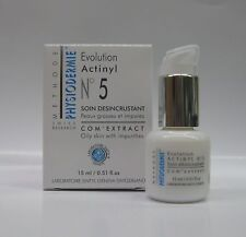 Physiodermie Evolution Actinyl No.5 Com' Extract for Oily Skin - 15 ml / 0.51 oz