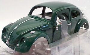 Motor Max 1/24 Scale Model Kit 4088 - 1966 Volkswagen Beetle - Green