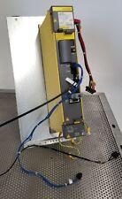 FANUC A06B-6117-H104 7th Axis - Servo Drive Amp - R30iA Controller