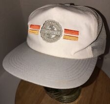 VTG DUKE POWER Citizenship Service 80s USA K-Products Trucker Hat Cap Snapback