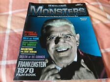 Undying Monsters magazine issue 0 (unlimited edition) - NEW - Boris Karloff