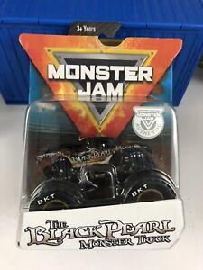 Monster Jam CUSTOM Deluxe BLACK PEARL TROPHY TRUCK Monster truck 2020