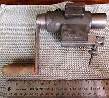 Vintage Cast Iron Armature Turning Cutting UnderCutting Tool BT-17