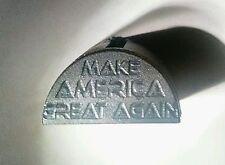 JP-2 Slug Plug, Glock 26,27,33; Engraved w/ MAKE AMERICA GREAT AGAIN, Gen 1-3