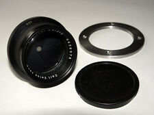 Carl Zeiss Jena Tessar 4.5/210 Large Format for 13x18 wooden and plate cameras