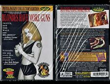Blondes Have More Guns - Brand New Sexy Troma Dvd