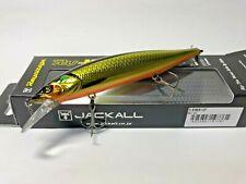 56891) Jackall RV MINNOW 110SP Jerkbait #RV Gold