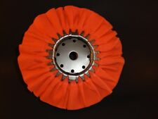 """AIRWAY BUFFING WHEEL RED 8"""""""