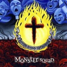 MONSTER SQUAD-Fire in the Faith CD Nouveau neuf dans sa boîte