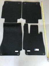 OEM Mercedes Benz W240 MAYBACH Black Carpet Floor Mats B66293982