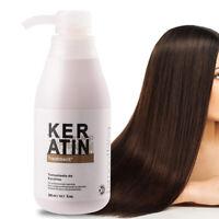 Brazilian Keratin Straightening Damaged Dry Hair Repair Treatment 300ml