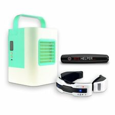 Bite Helper+Moai G2T N1+Air Purifier Mini Cool Green Summer Edition Bundle DHL