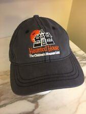 Indianapolis Children's Museum Guild Haunted House Hat Cap