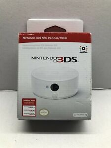 Nintendo 3DS Wireless Amiibo NFC Reader/Writer Accessory - NEW SEALED -Free Ship