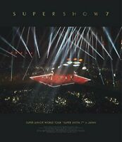SUPER JUNIOR WORLD TOUR SUPER SHOW7 in JAPAN Blu-ray Free Shipping