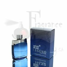TSTR - Mont Blanc Legend (Special Edition Blue) M 100ml Damaged Box