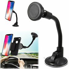 Magnetic Car Mount Holder Dash Windshield Cell Phone Stand For iPhone Samsung S9