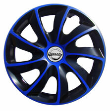 "FIAT Dobl stile ONE 14/"" Copriruota Coprimozzo Blue Badge Fit 732AT"