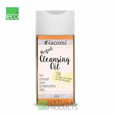 Nacomi Vegan Natural OCM Cleansing Oil Makeup Remover Normal Comb Skin 150ml