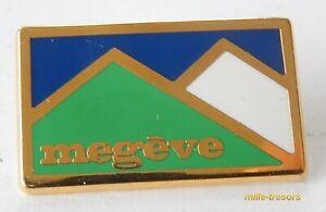 Ancien PIN'S : MEGEVE - OFFICE de TOURISME