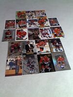 Chris Chelios:  Lot of 175+ cards.....123 DIFFERENT / Hockey