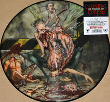 CANNIBAL CORPSE - BLOODTHIRST - LP 33 GIRI PICTURE DISC LTD. EDITION