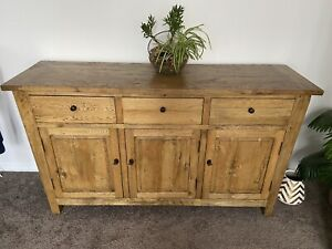 oak sideboard buffet
