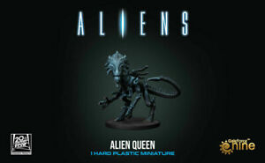 Aliens Another Glorious Day In The Corps Alien Queen Expansion New Board Game