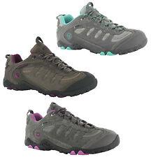 Hi-Tec Penrith Low Waterproof Womens Walking Trail Hiking Trainers UK4-9