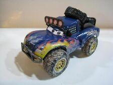 New Disney Pixar Cars Road Rally Blue Grit muddy Toy Car Loose