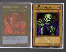 Yugioh Card - Skull Servant LOB-E002 1st EDITION