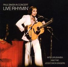Paul Simon-In Concert: Live Rhymin' , CD NUOVO