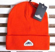 PENFIELD USA Orange Beanie Hat - Super Comfy & Warm - One Size Adult - Toque NEW