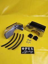 Opel Kadett B Hörner Stoßstange Stoßstangenhörner Chrom