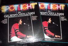 GILBERT O'SULLIVAN Spotlight On Gilbert O'Sullivan Two Records One Price