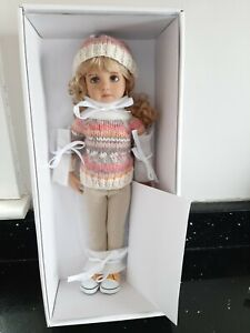 LITTLE DARLING NO. 4  SCULPTED BY DIANNA EFFNER, OUTFIT & SHOES, JOYCE MATTHEWS