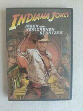 Indiana Jones - Jäger des verlorenen Schatzes - DVD - sehr guter Zustand