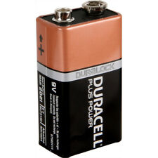 NEW 4X Duracell Plus Power Battery 9V UK SELLER, FREEPOST